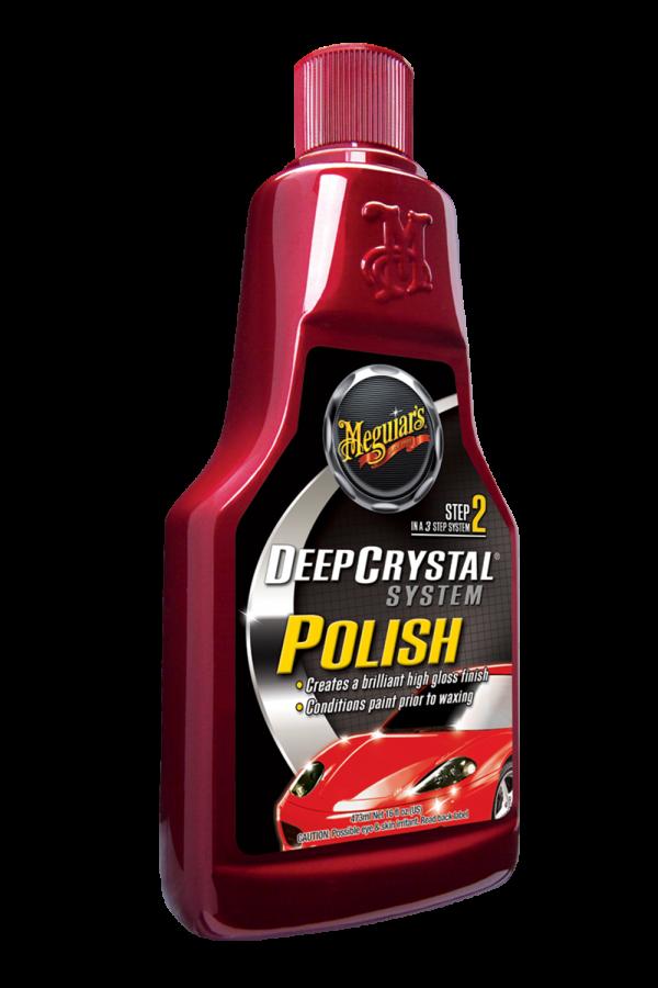Deep Crystal 174 Polish Step 2 Polishing Car Care