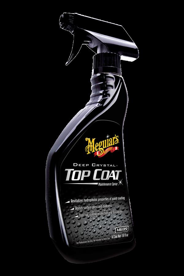 Deep Crystal Top Coat Maintenance Spray