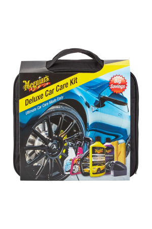 Deluxe Car Care Kit