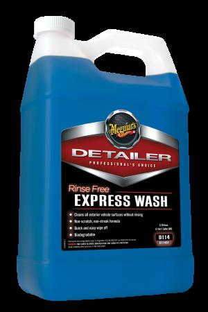 Detailer Rinse Free Express Wash
