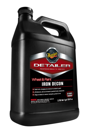 Detailer Wheel & Paint Iron Decon