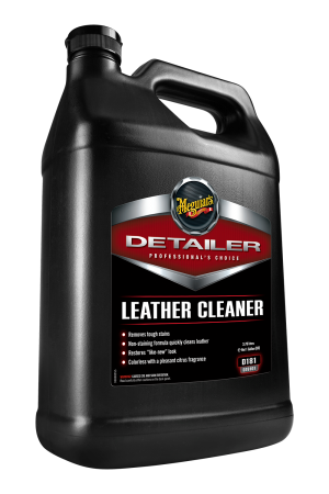 Detailer Leather Cleaner