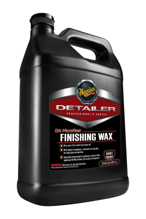 Detailer DA Microfiber Finishing Wax