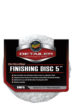 Detailer DΑ Microfiber Finishing Disc 5""