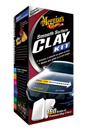 Smooth Surface™ Clay Kit
