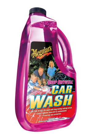 Deep Crystal® Car Wash