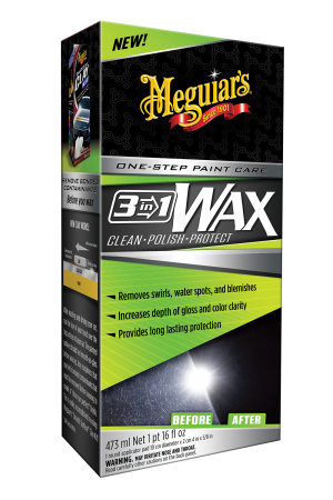 Meguiar's 3-in-1 Wax G191016