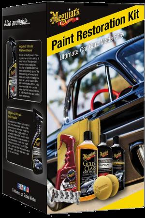 Paint Restoration Kit II