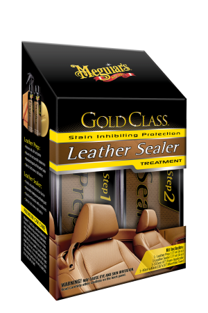 Gold Class Leather Sealer Treatment