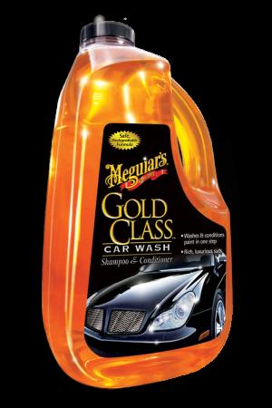 Gold Class Car Wash Shampoo & Conditioner