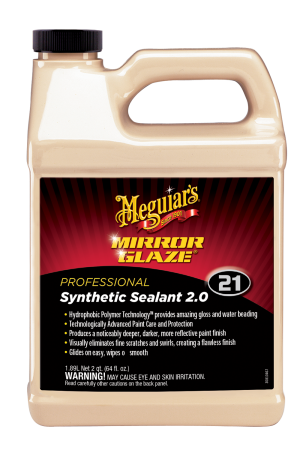 Mirror Glaze® Synthetic Sealant 2.0