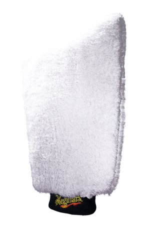 Microfibre Wash Mitt