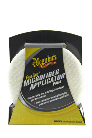 Even Coat Microfibre Applicator Pads