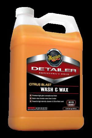 Detailer Citrus Blast & Wax