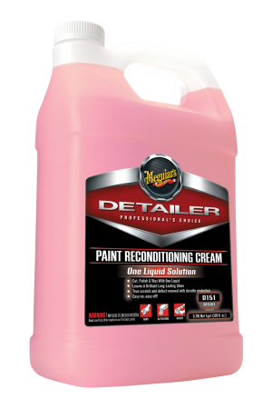 Detailer Paint Reconditioning Cream
