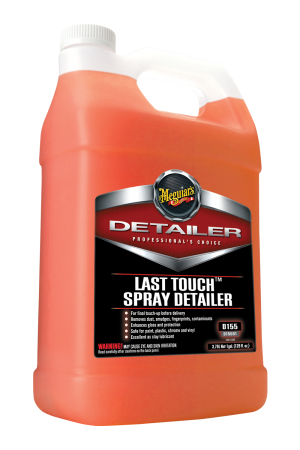 Detailer Last Touch Spray Detailer
