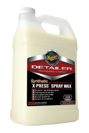 Detailer Synthetic X-Press™ Spray Wax