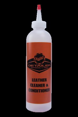 Detailer Leather Cleaner & Conditioner Bottle 32oz