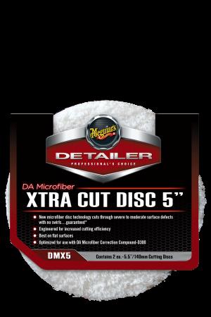 "Detailer DA Microfiber Xtra Cut Disc 5"""