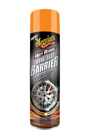 Hot Rims Brake Dust Barrier