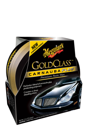 Gold Class™ Carnauba Plus Premium Paste Wax