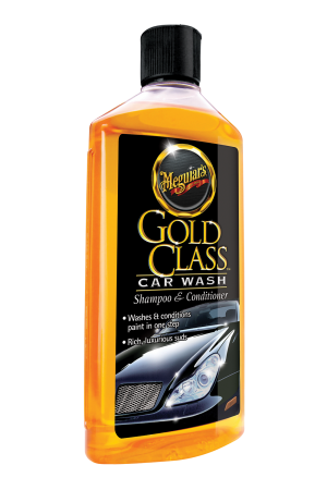 Gold Class Car Wash Shampoo & Conditioner