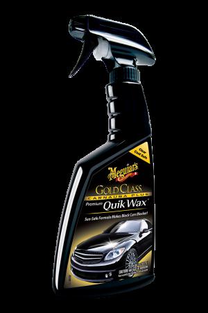 Gold Class™ Carnauba Plus Premium Quik Wax®
