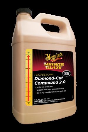 Mirror Glaze® Diamond Cut Compound 2.0