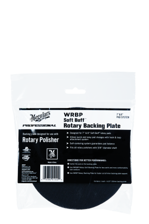 "Soft Buff™ Rotary Backing Plate For 7"" & 8"" Pads"