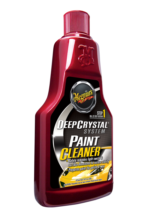 Deep Crystal®Paint CLEANER STEP 1