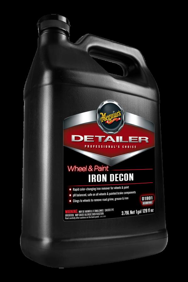 Detailer Wheel & Paint Iron Decon