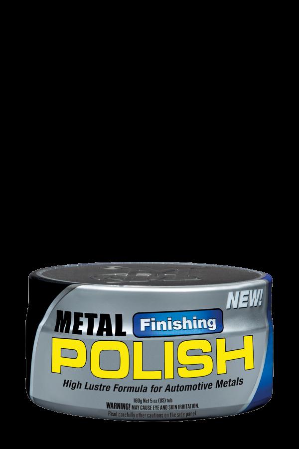 Finishing Metal Polish