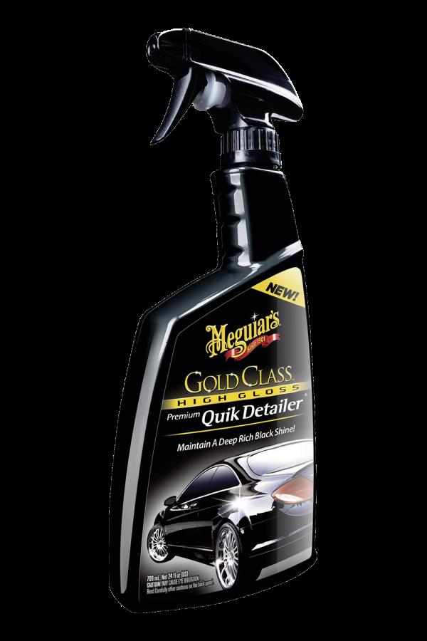 Gold Class High Gloss Premium Quik Detailer