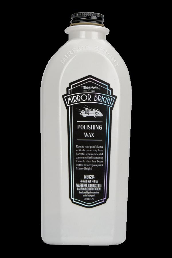 Mirror Bright™ Polishing Wax