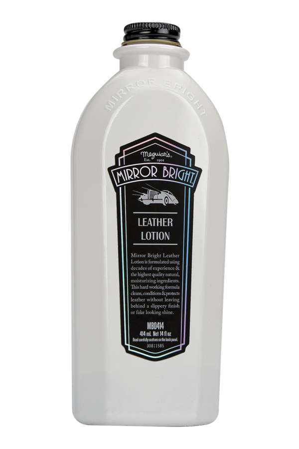 Mirror Bright™ Leather Lotion
