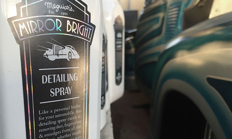 Meguiars Mirror Bright Closeup