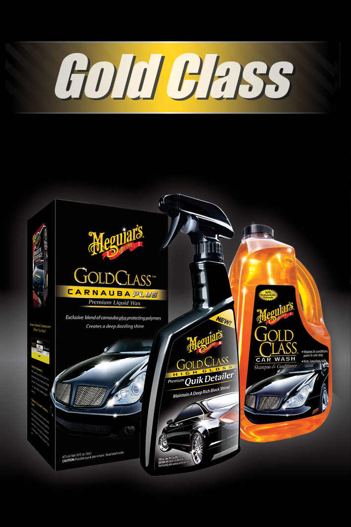 Meguiar's Gold Series