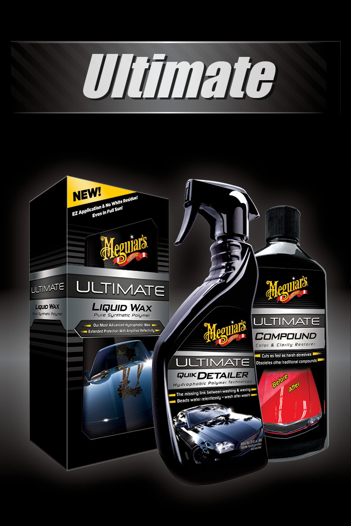 Meguiar's Ultimate Series