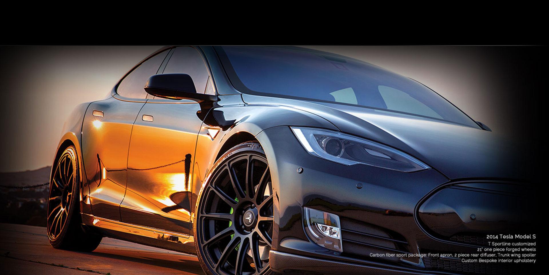 Meguiar's Tesla Model S 2014